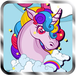 424483 unicorn crush