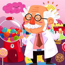 436270 candy scientist unknown