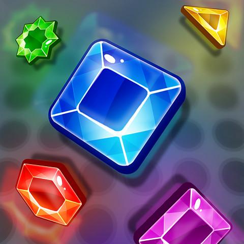 455596 puzzle jewels