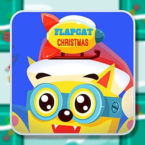 455701 flapcat christmas