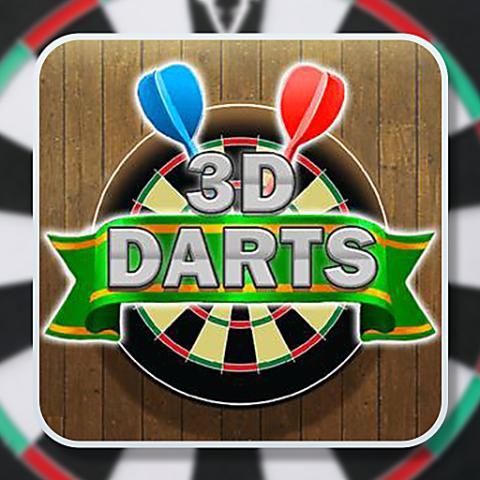455748 3d darts