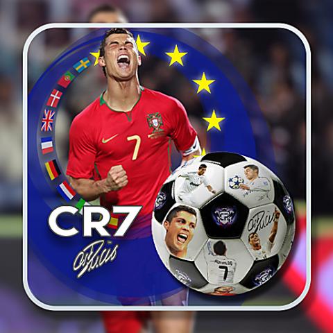 455758 cr7 football