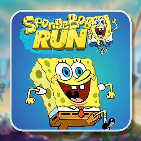 455760 spongebob run