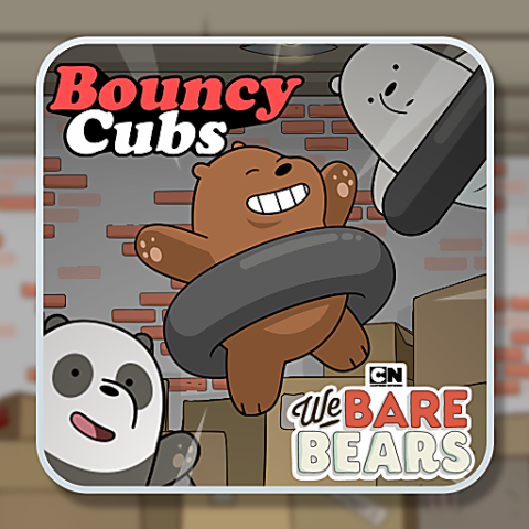 455769 we bare bears bouncy cubs