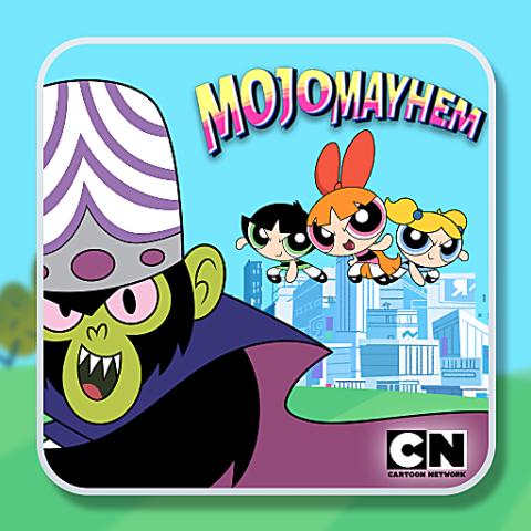 455786 powerpuff girls mojo mayhem