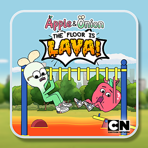 455788 apple and onion floor is lava