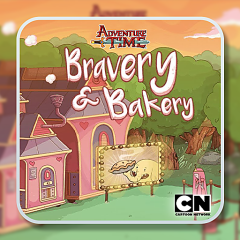 455791 adventure time bravery and bakery