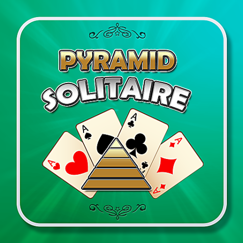 455801 pyramid solitaire