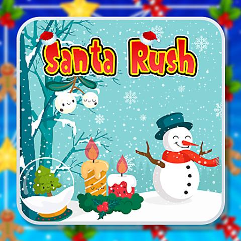 455803 santa rush