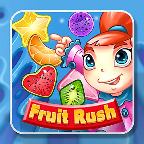 455826 fruit rush