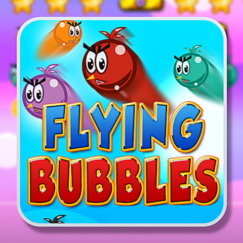 455839 flying bubbles