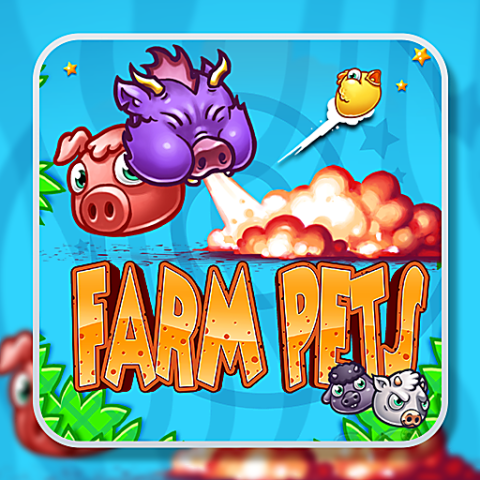 455842 farm pets