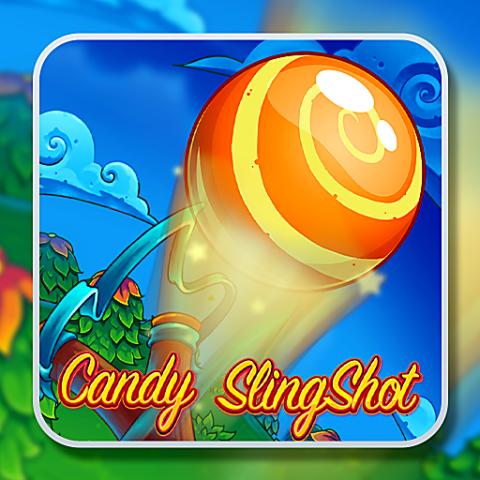 455856 candy sling shot