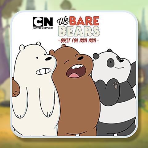 455872 we bare bears quest for nom nom