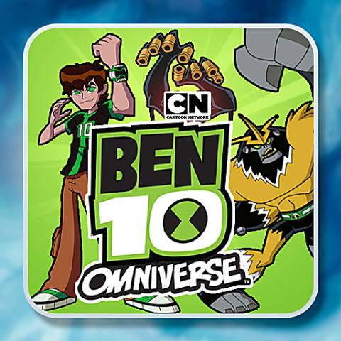 455884 ben 10 omniverse