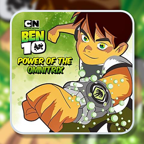455886 ben 10 power of omnitrix