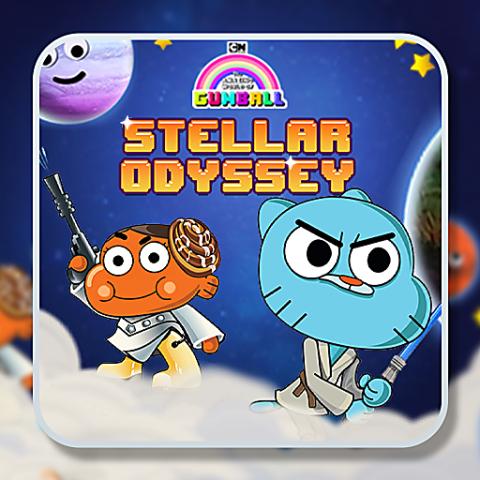 455924 the amazing world of gumball stellar odyssey