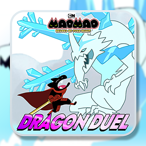 455927 mao mao dragon duel