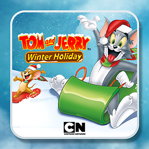 455944 tom jerry winter holiday
