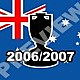 168576 australian flag and cup